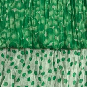 Just in!🍀 Big Infinity Green Scarf/ Wrap